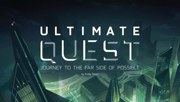 Nvidia ultimate quest