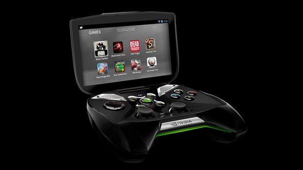 Nvidia announce a thing that's not a graphics card: The Shield lets you play Steam games on your television