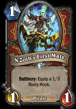 nzoths first mate