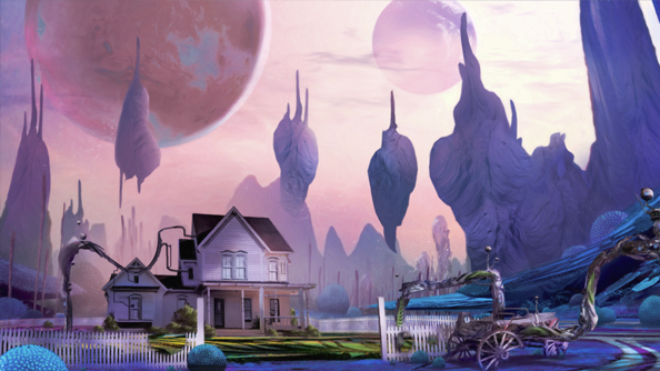 Obduction is funded. Myst pseudo-sequel can now enter development
