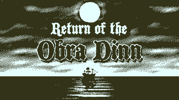 Lucas Pope's Return of the Obra Dinn is a 1-bit mystery, and you can play some of it right now