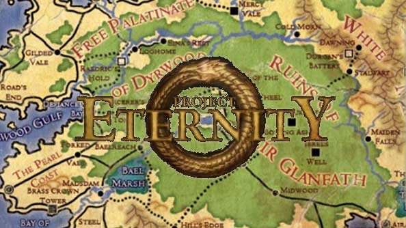 Obsidian Kickstarter 'Project Eternity' is an isometric RPG in the vein of Baldur's Gate, Icewind Dale, and Planescape Torment