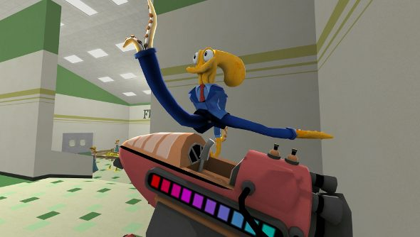 Octodad: Dadliest Catch launches January 30th