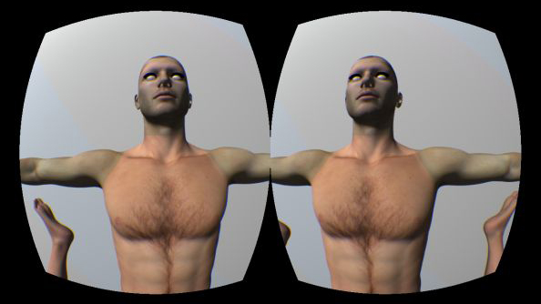 Hands on with the first pornography for the Oculus Rift (NSFW)