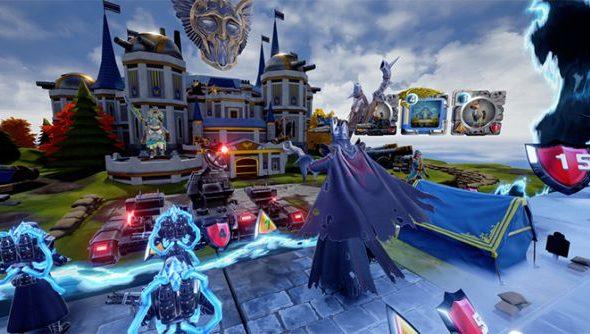 Oculus Rift Dragon Front