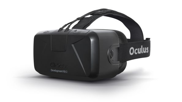 The new Oculus Rift dev kit comes with a player-facing camera.