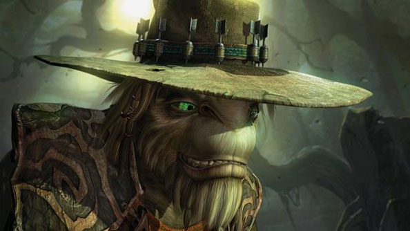 Stranger's Wrath HD released; vanilla version updates for free