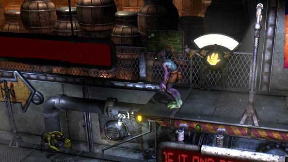 "Oddworld: New 'n' Tasty will come to PC ""as soon as possible"", and a beta is being considered"