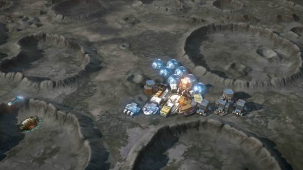 Offworld Trading Company DLC sticks you on an asteroid that runs out of resources