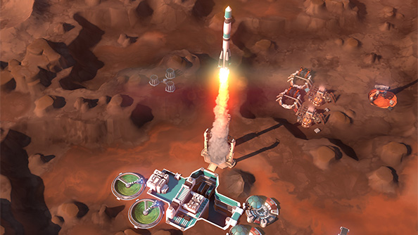 Offworld Trading Company leaves Early Access - it's like The Martian with less dung potatoes