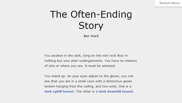 The Often-Ending Story