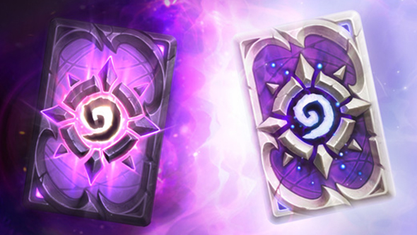 Hearthstone's Oktoberbrawl starts today, with two new card backs for Twitch Prime users