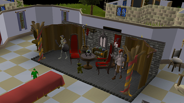 old school runescape fifth anniversary event