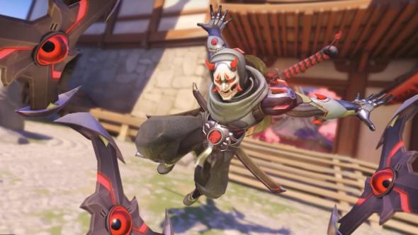 Oni Genji skin Overwatch
