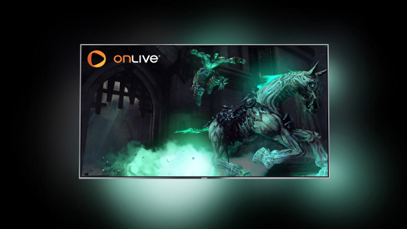 Clouds everywhere: OnLive will be available on Philips Android-powered TVs