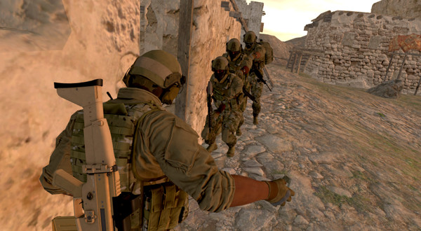 Valve invite the developer of military VR shooter Onward to work at their offices