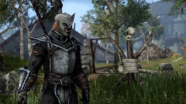 An Orsimer warrior.