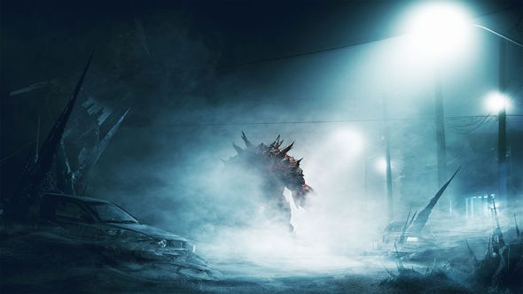 Mission Outbreak monsters