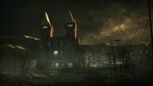 You don't have to be mad to work here... Outlast's Whistleblower DLC out on May 6th