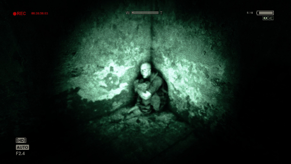 Outlast 2 is in development; stock up on clean underwear