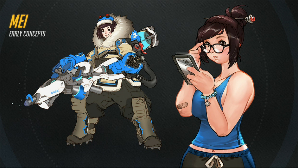 Overwatch's new heroes and the design behind them