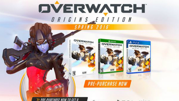 Overwatch confirmed for Xbox One and PS4, out spring 2016