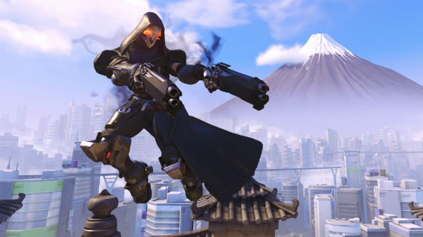 Nvidia Showcase: The weapons of Overwatch
