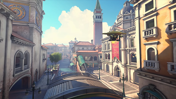 overwatch archives retribution new map rialto payload