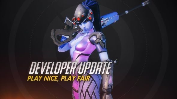 Overwatch bans toxicity