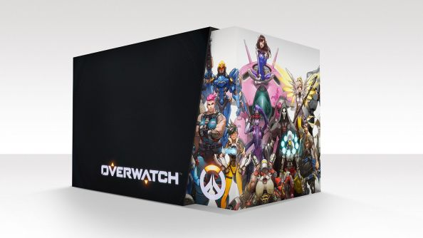 Overwatch collector's edition box