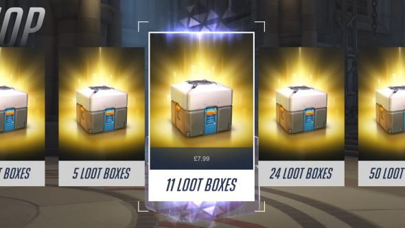 Overwatch free loot boxes