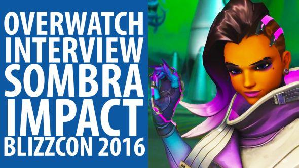 Overwatch Interview: Sombra's impact