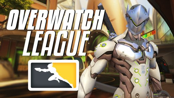 """Overwatch League plans, teams, players and more"""