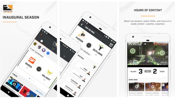 overwatch league app