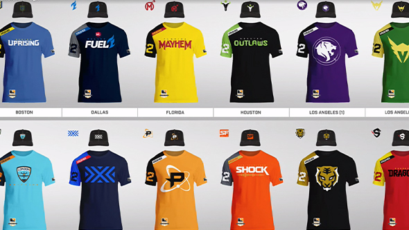 overwatch league merch