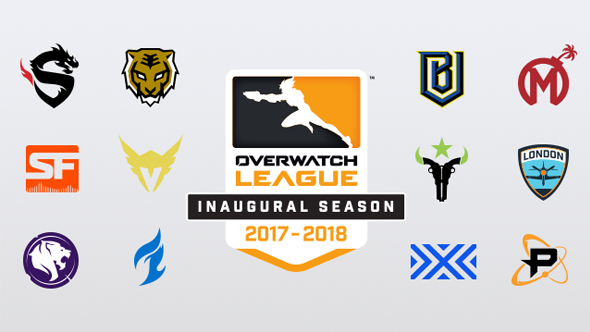 Overwatch league viewer numbers