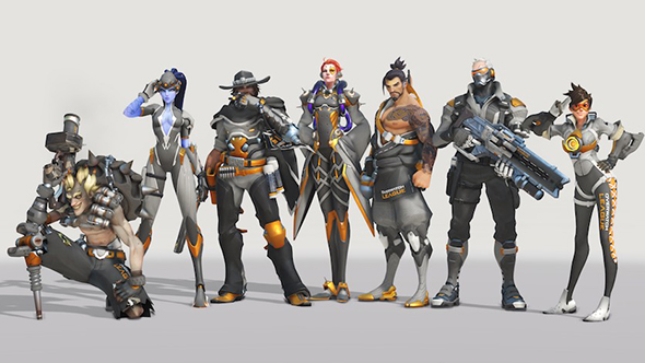 You can get free Overwatch League cosmetics by watching on