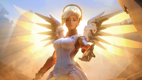 overwatch mercy heroes never die
