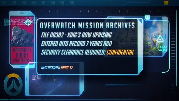 Overwatch Omnic event