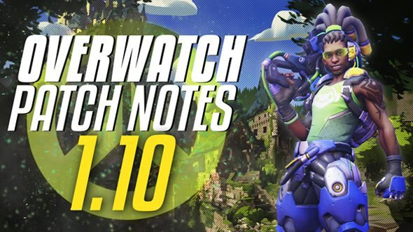 Overwatch patch 1.10