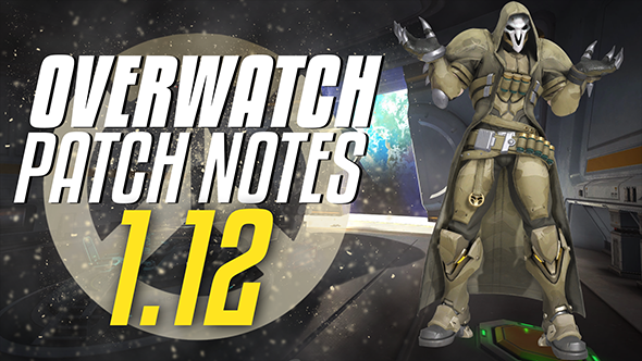 Overwatch patch 1.12