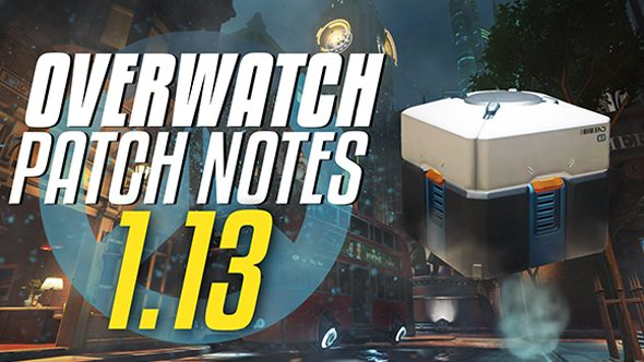 Overwatch patch 1.13