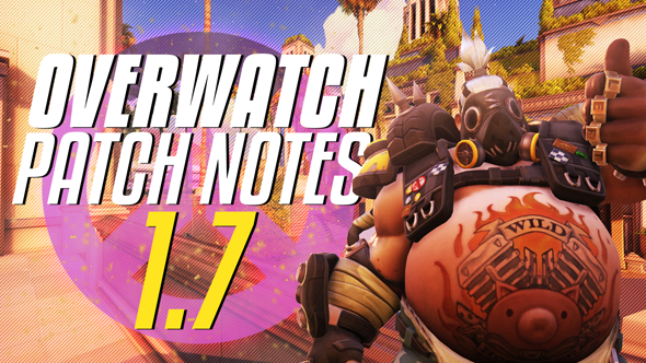 Overwatch patch 1.7