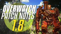 Overwatch patch 1.8