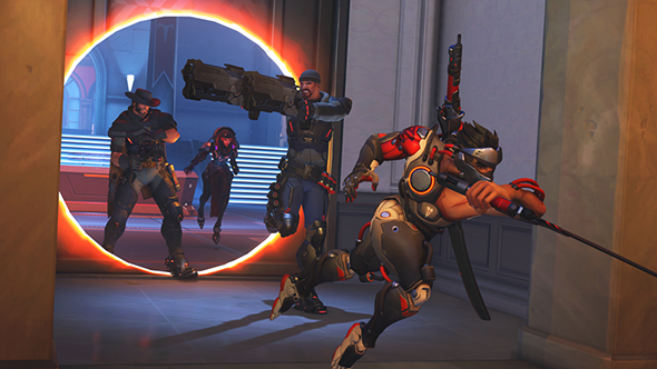 overwatch pve mode