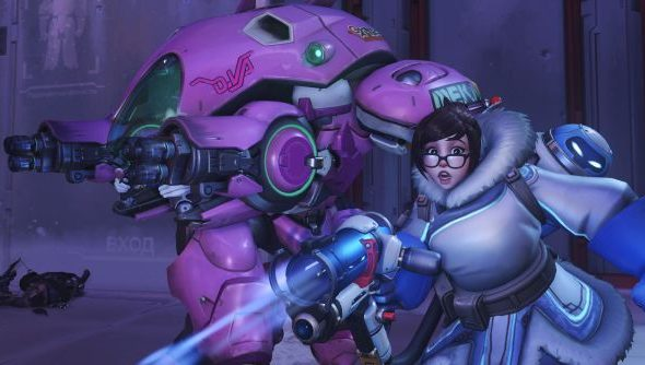 Overwatch ranked matchmaking