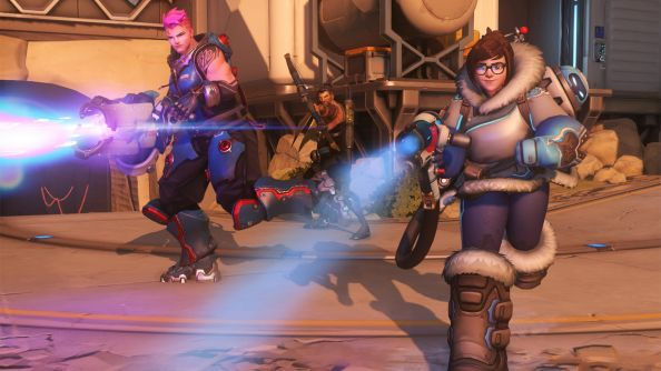 Ahead of Overwatch getting a looking for group feature that will let you choose the types of players you team up with, Blizzard principal..