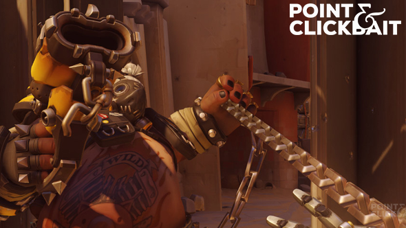 Overwatch roadhog point and clickbait