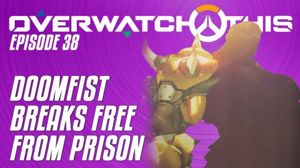 Overwatch This episode 38: Doomfist breaks free from prison