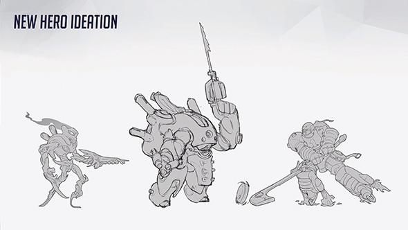 overwatch unused heroes